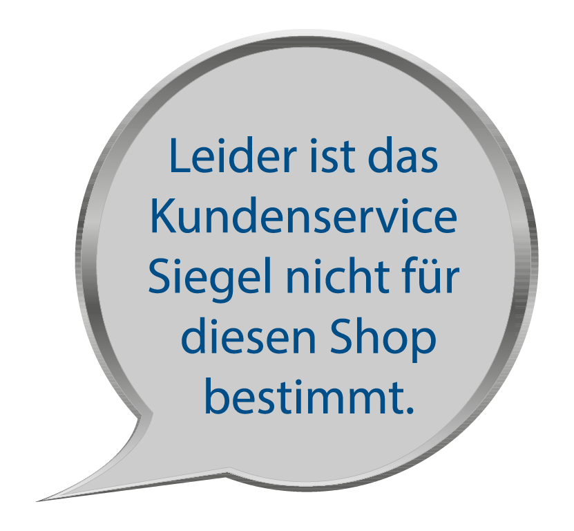 Händlerbund Kundenservice Siegel